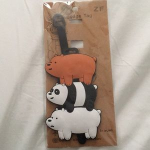 Accessories - New luggage tag